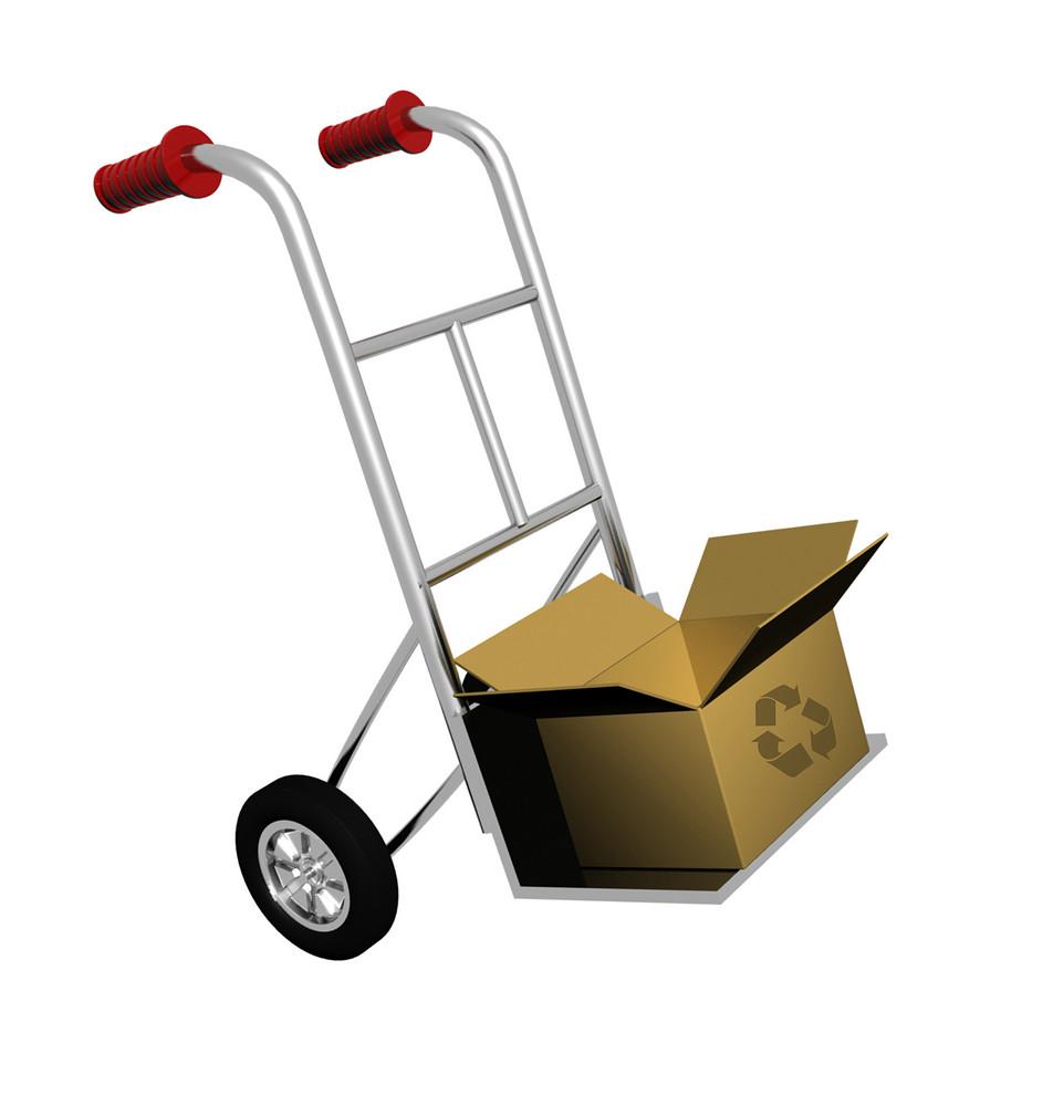 Fragile On Cart
