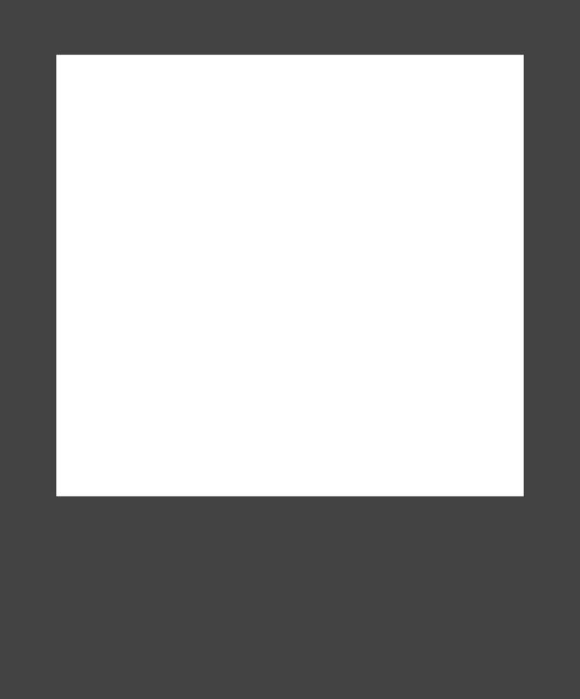 Frame Glyph Icon