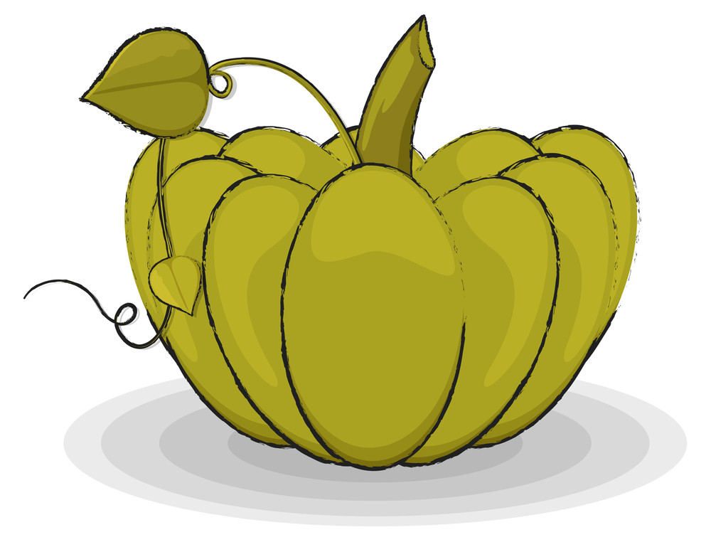 Fresh Pumpkin Design