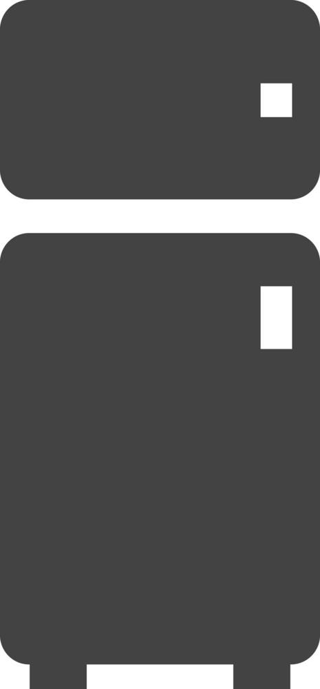 Fridge Glyph Icon