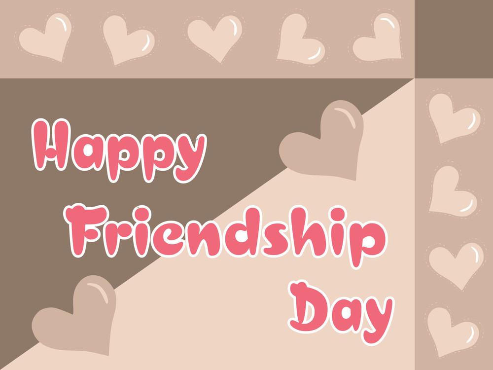 Friendship Day Card