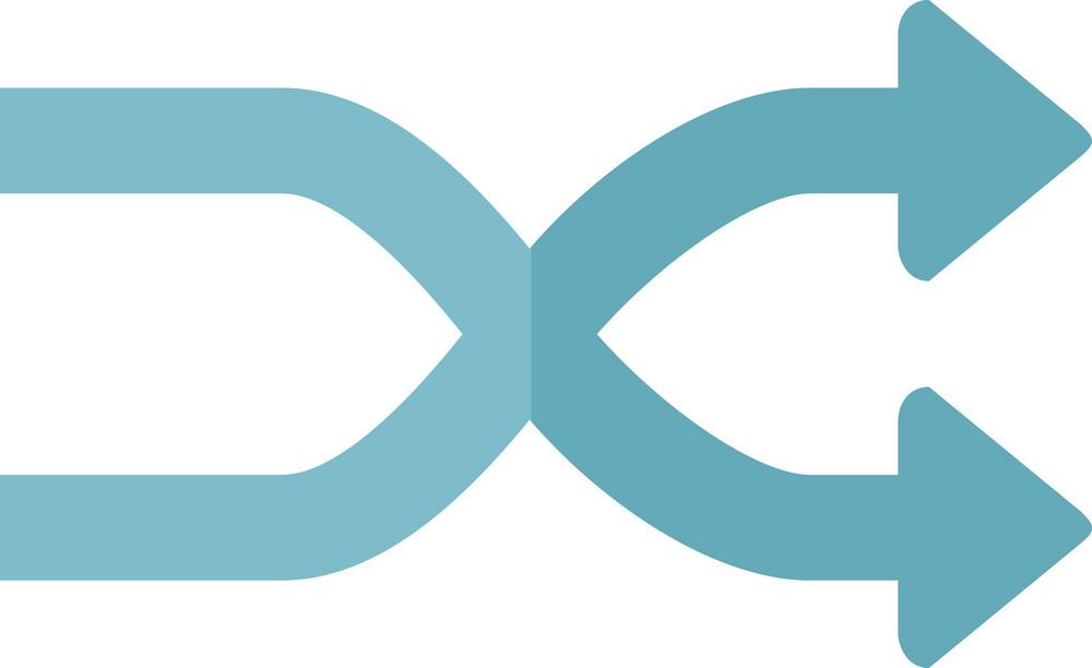 Funky Arrow 1 Icon