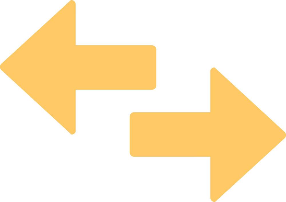 Funky Arrow 6 Icon