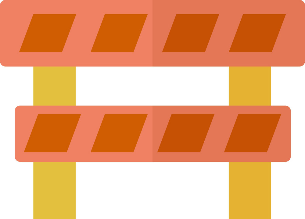 Funky Barrier Icon