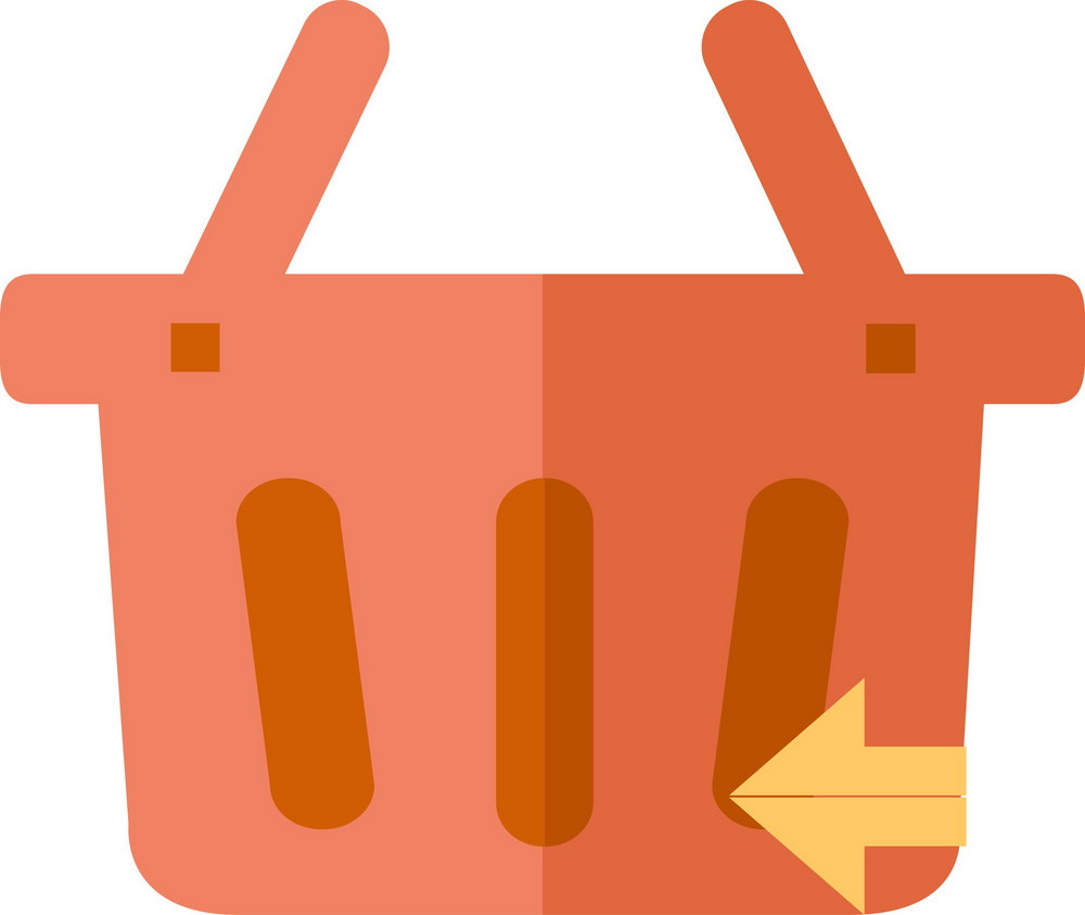 Funky Basket Back Icon