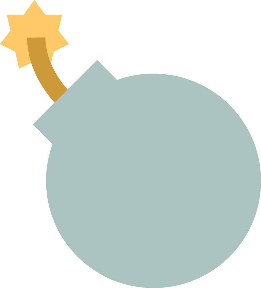 Funky Bomb Icon