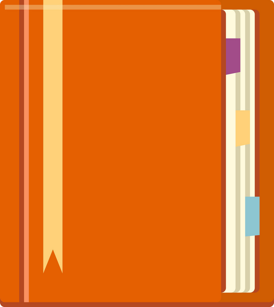 Funky Book Icon