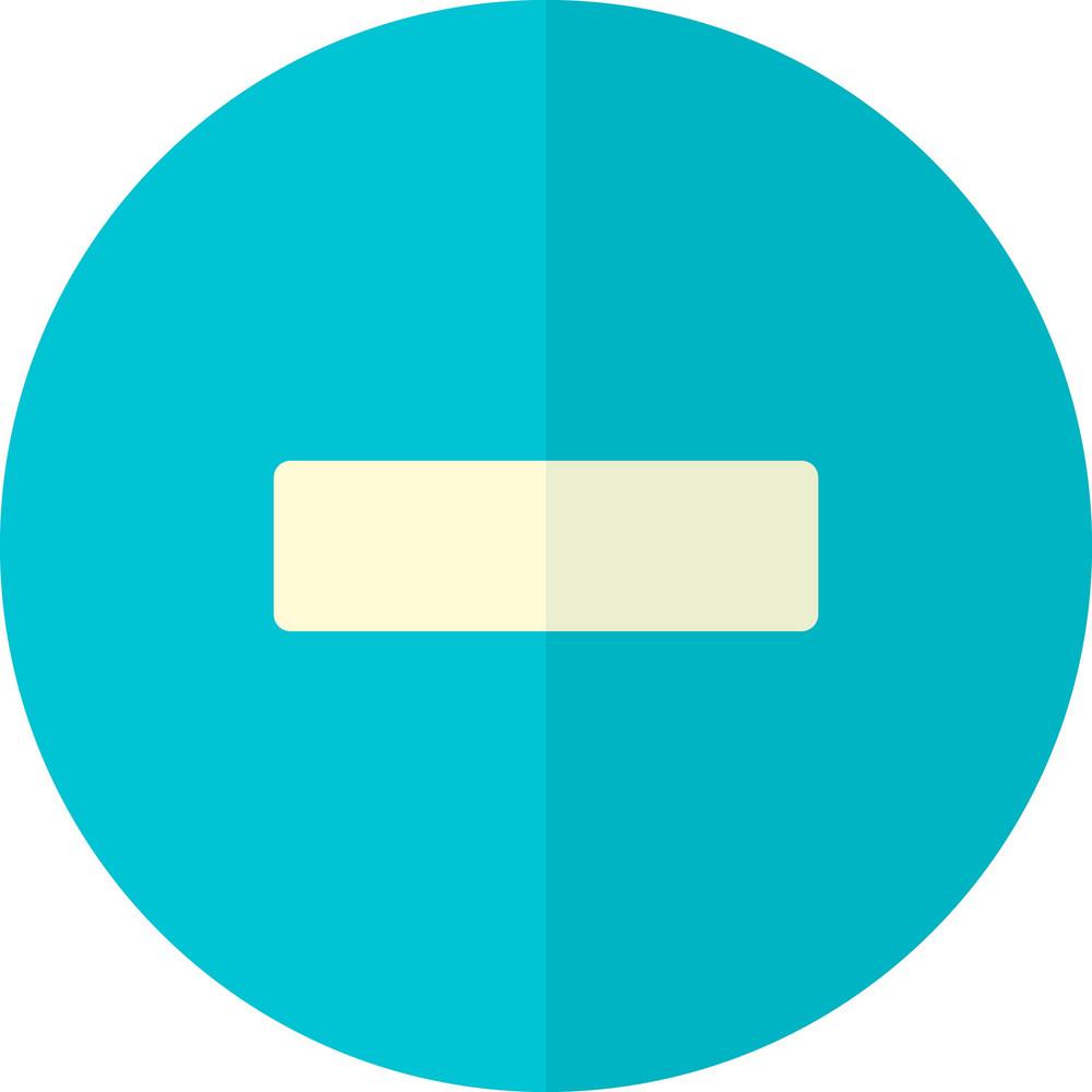Funky Button Remove Icon