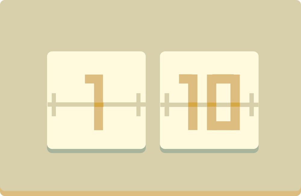 Funky Calendar Icon
