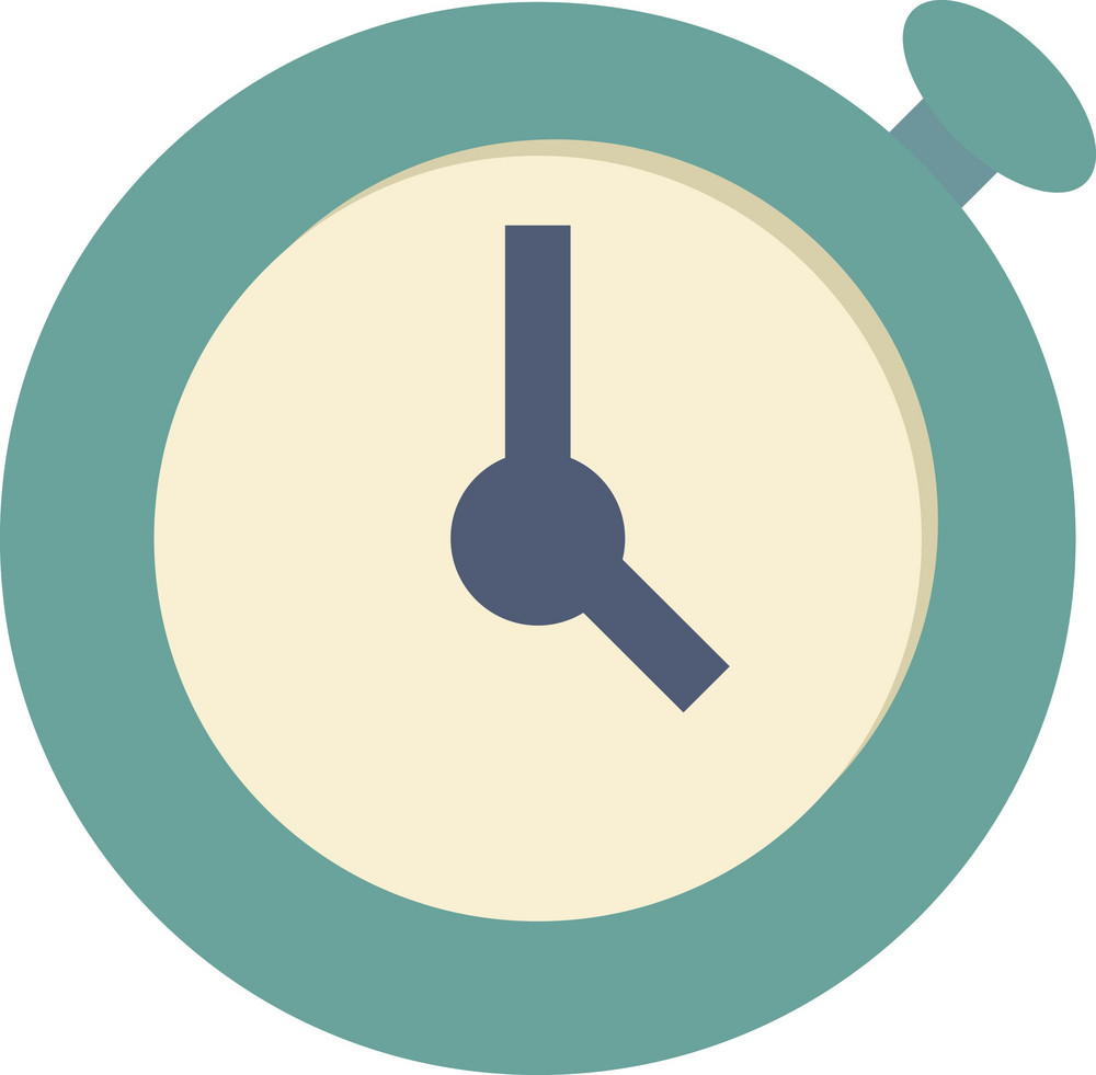 Funky Clock 2 Icon