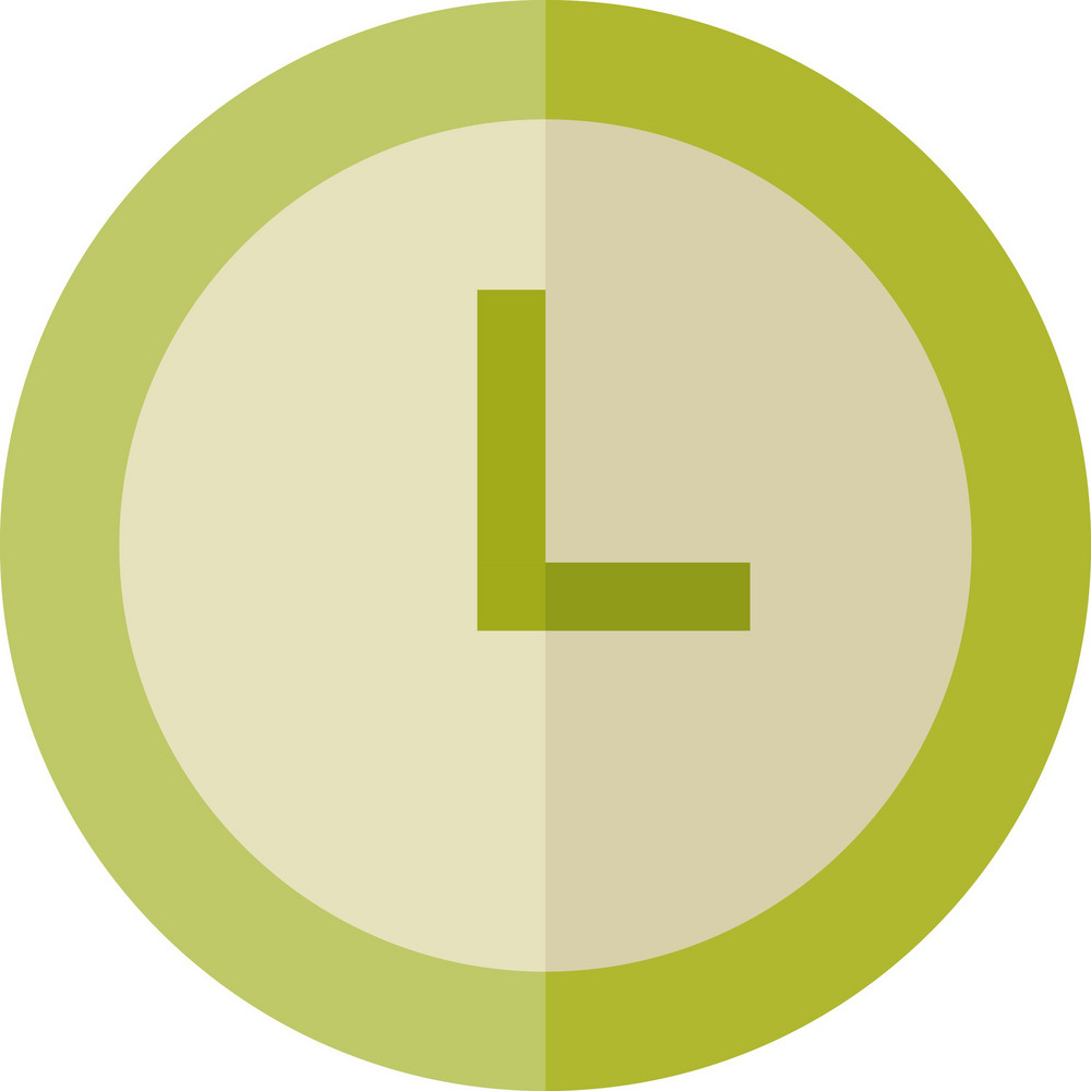 Funky Clock Icon