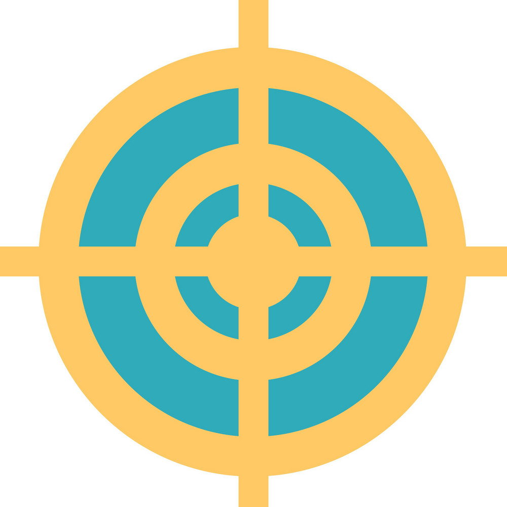 Funky Crosshair Icon