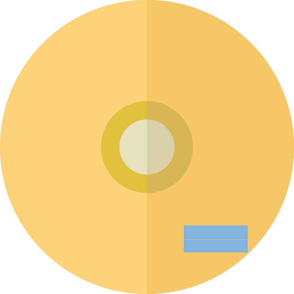 Funky Disc Remove Icon