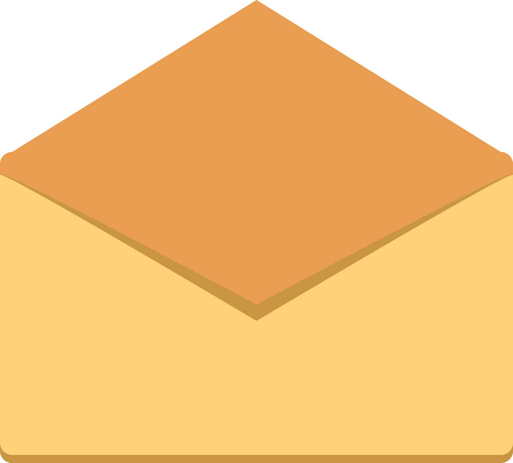 Funky Email Empty Icon