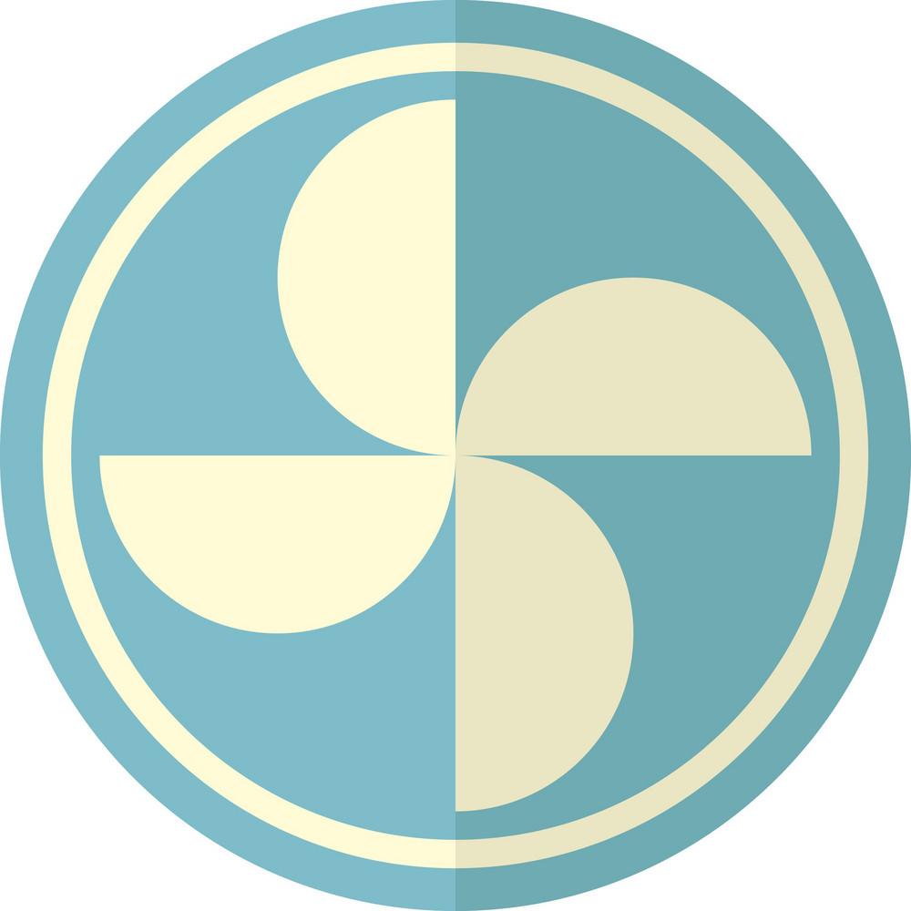 Funky Fan 1 Icon
