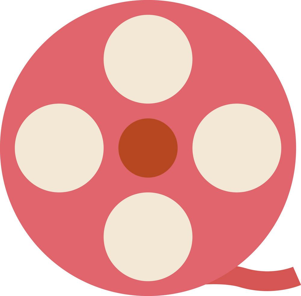 Funky Film 3 Icon