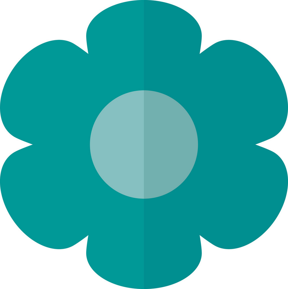 Funky Flower Icon