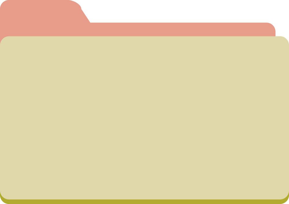 Funky Folder Icon