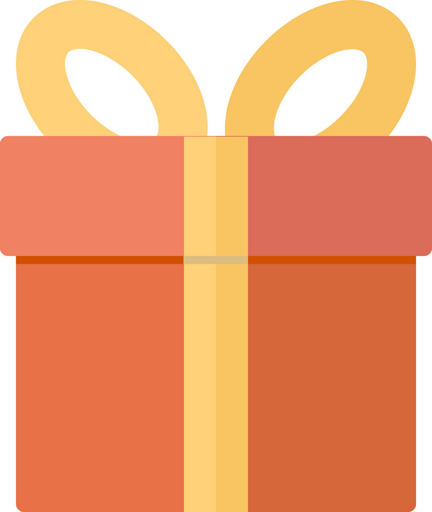 Funky Gift Icon