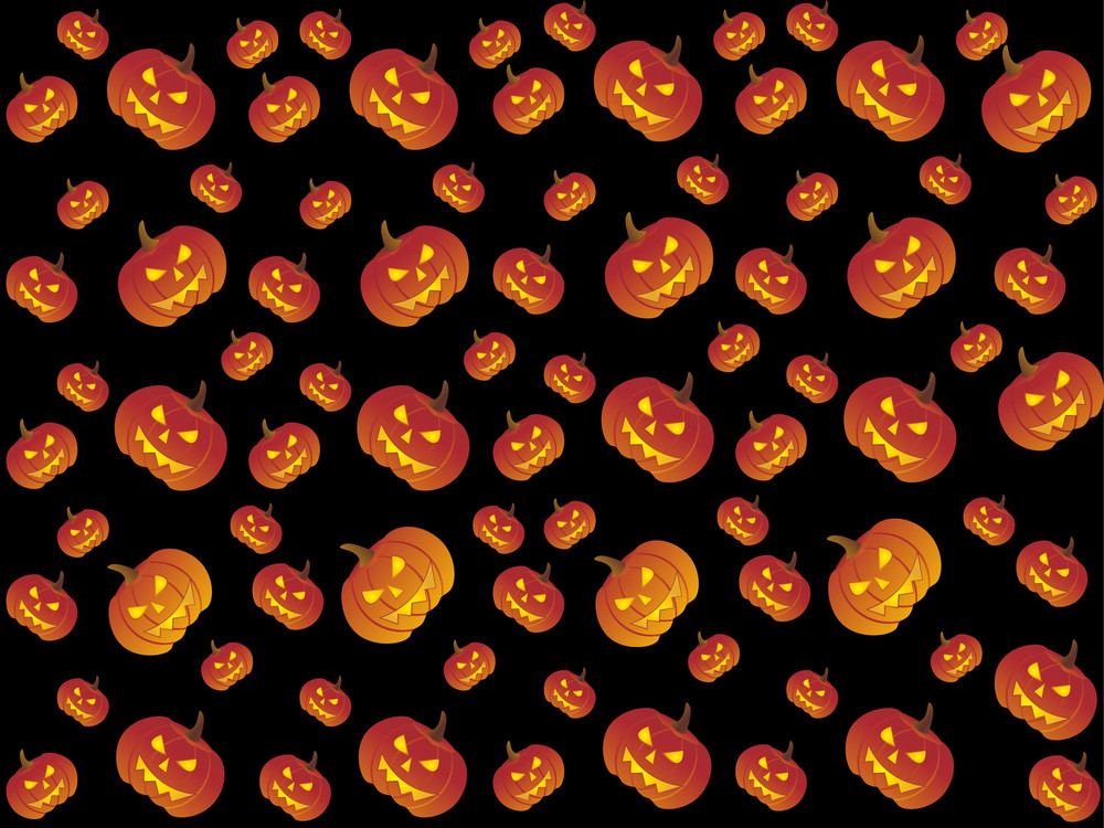 Funky Halloween Vector Sheet27