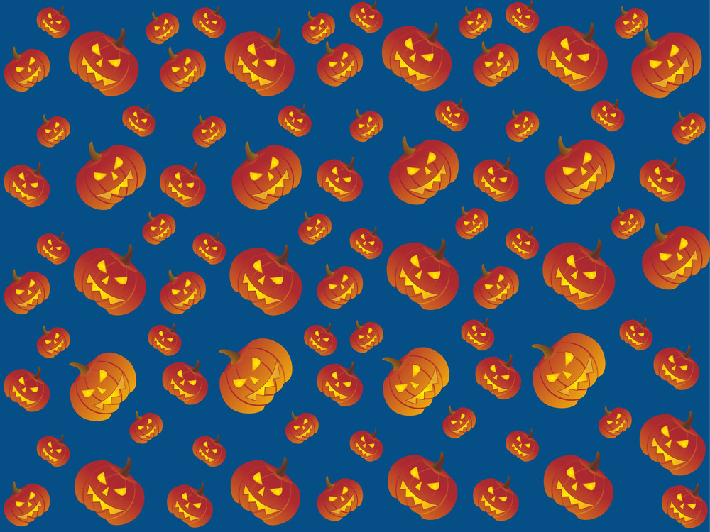 Funky Halloween Vector Sheet29