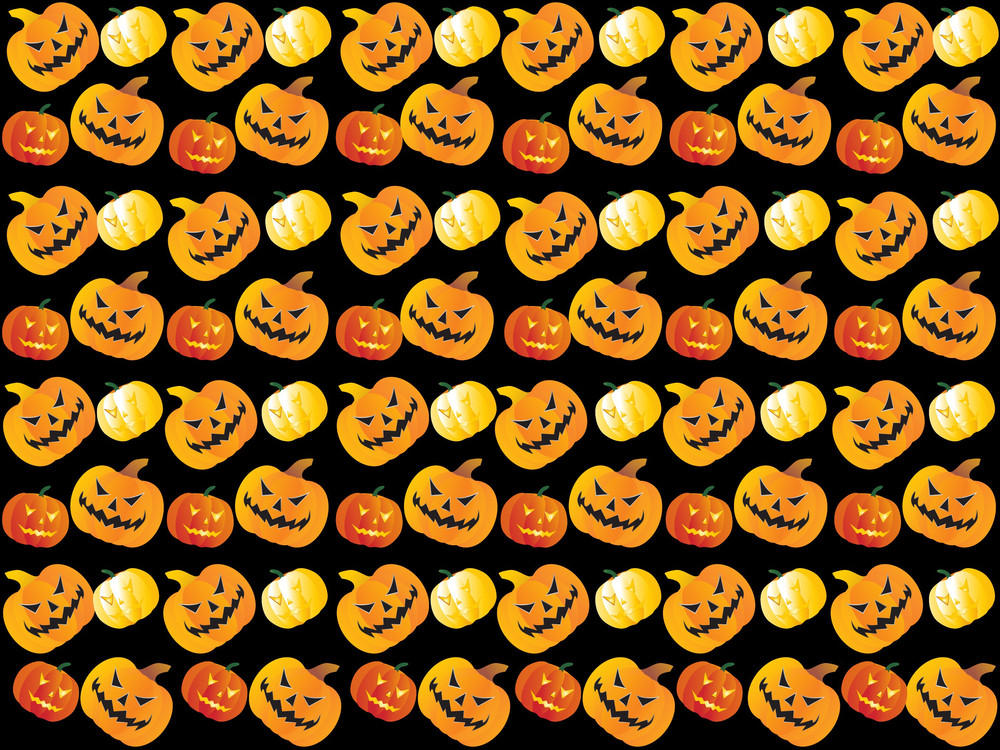 Funky Halloween Vector Sheet37