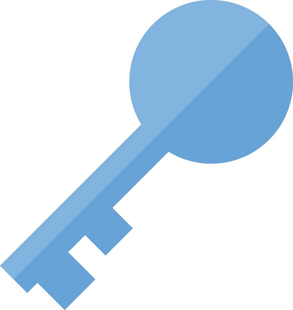 Funky Key Icon