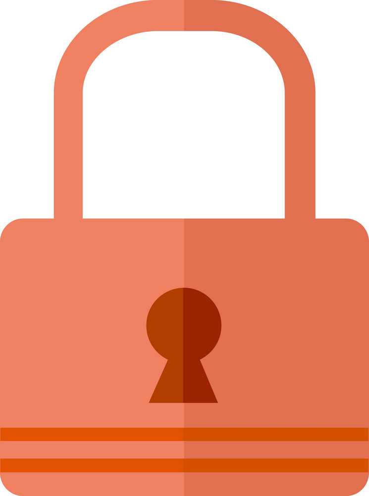 Funky Lock Icon