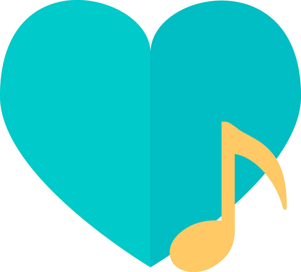 Funky Love Music Icon
