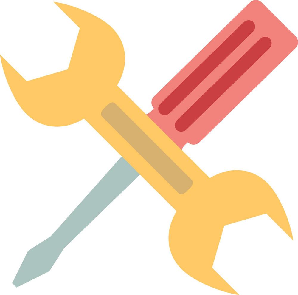 Funky Repair Icon