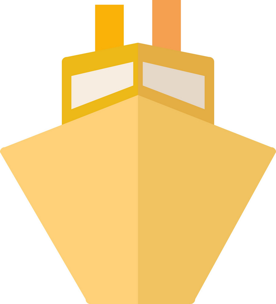 Funky Ship Icon