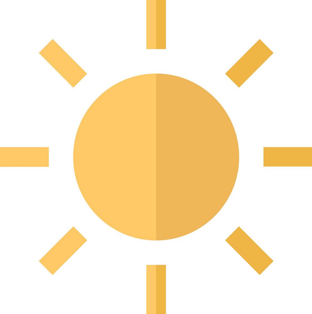 Funky Sun Icon