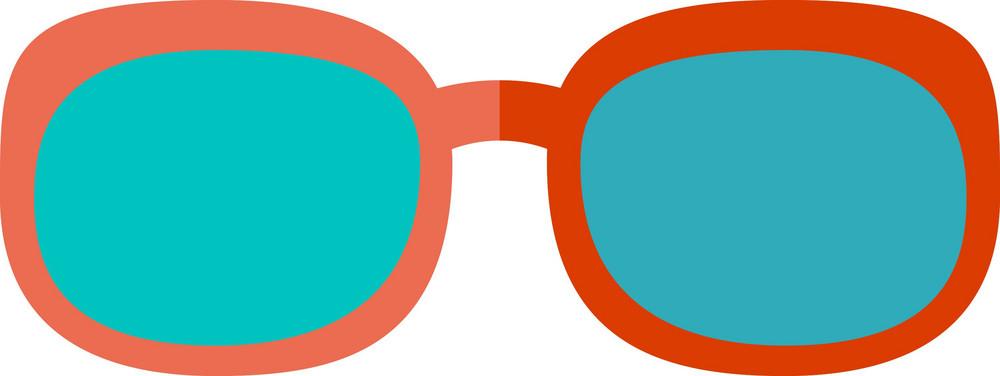 Funky Sunglass Icon