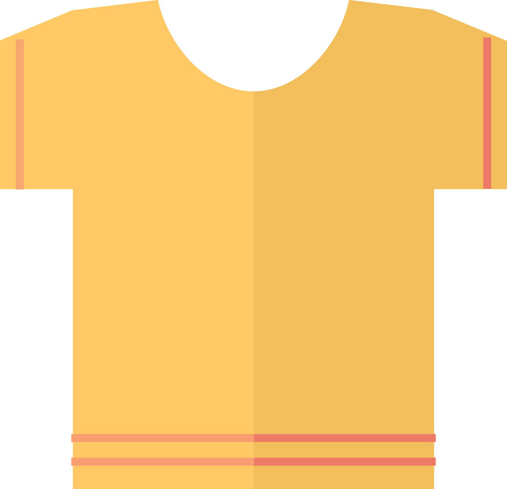 Funky T Shirt Icon