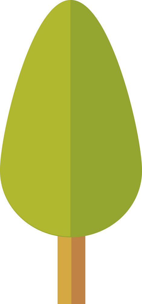 Funky Tree Icon