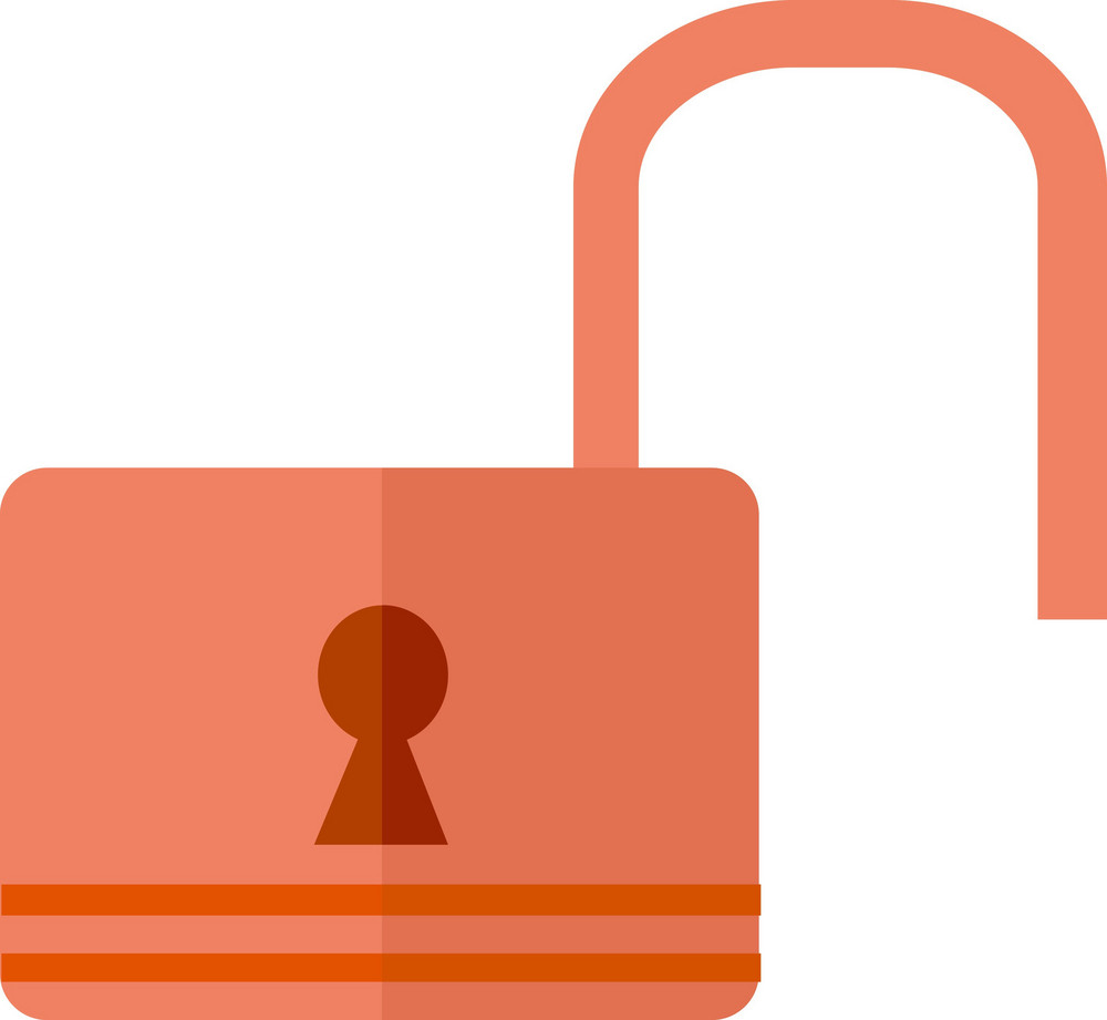 Funky Unlock Icon