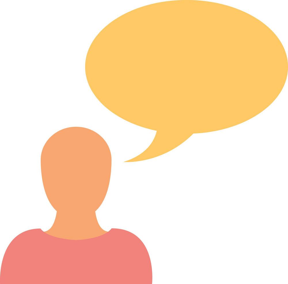 Funky User Talk Icon