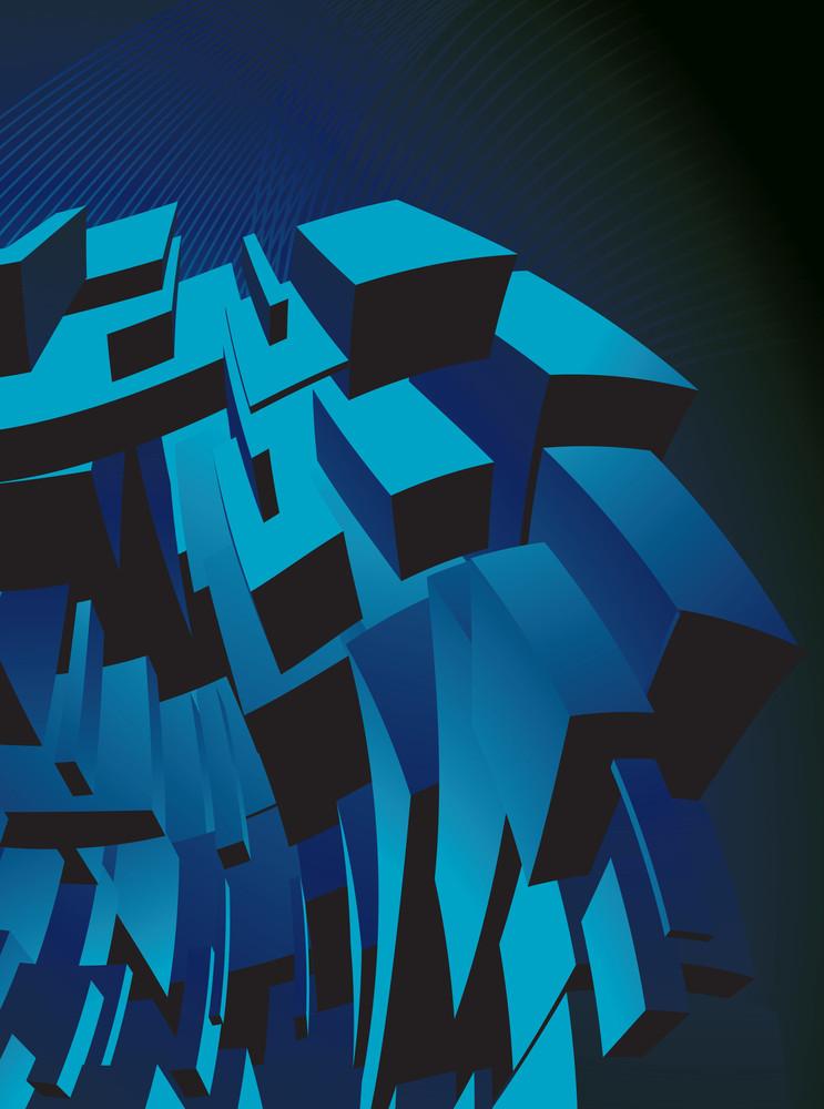 Futuristic Vector Background