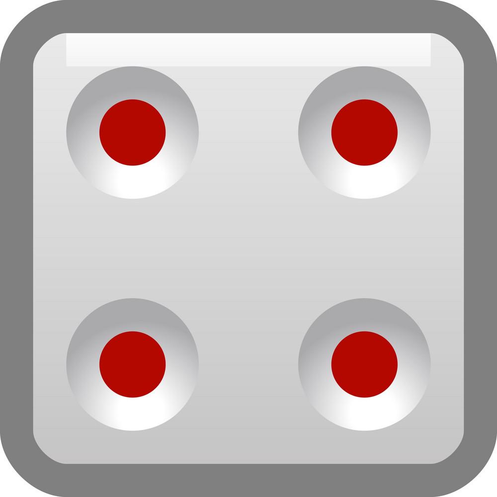 Game Dice Tiny App Icon
