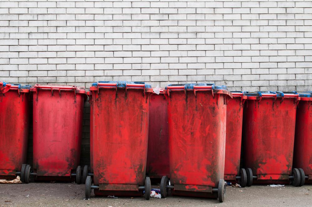 Garbage Bins
