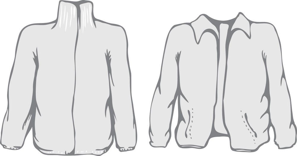 Garments Vector Element