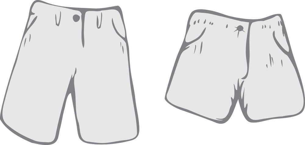 Garments Vector Element