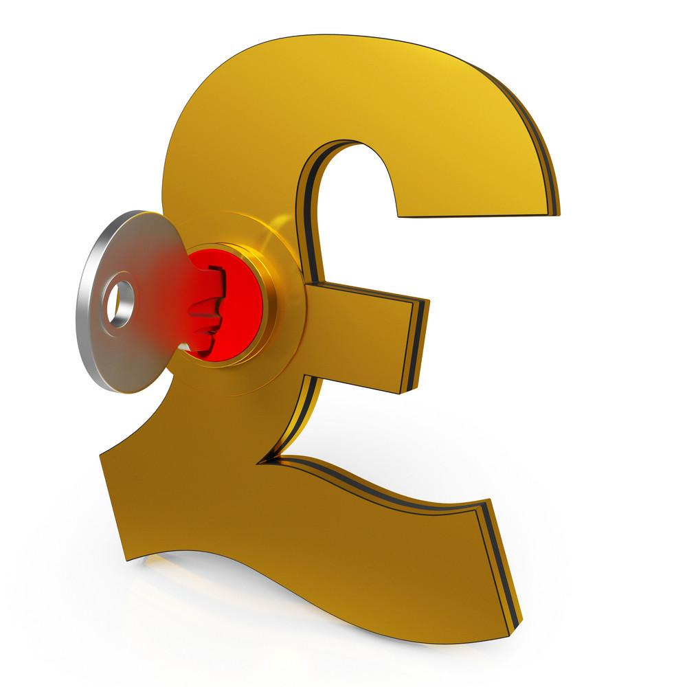 Gbp Key Showing Savings And Finance
