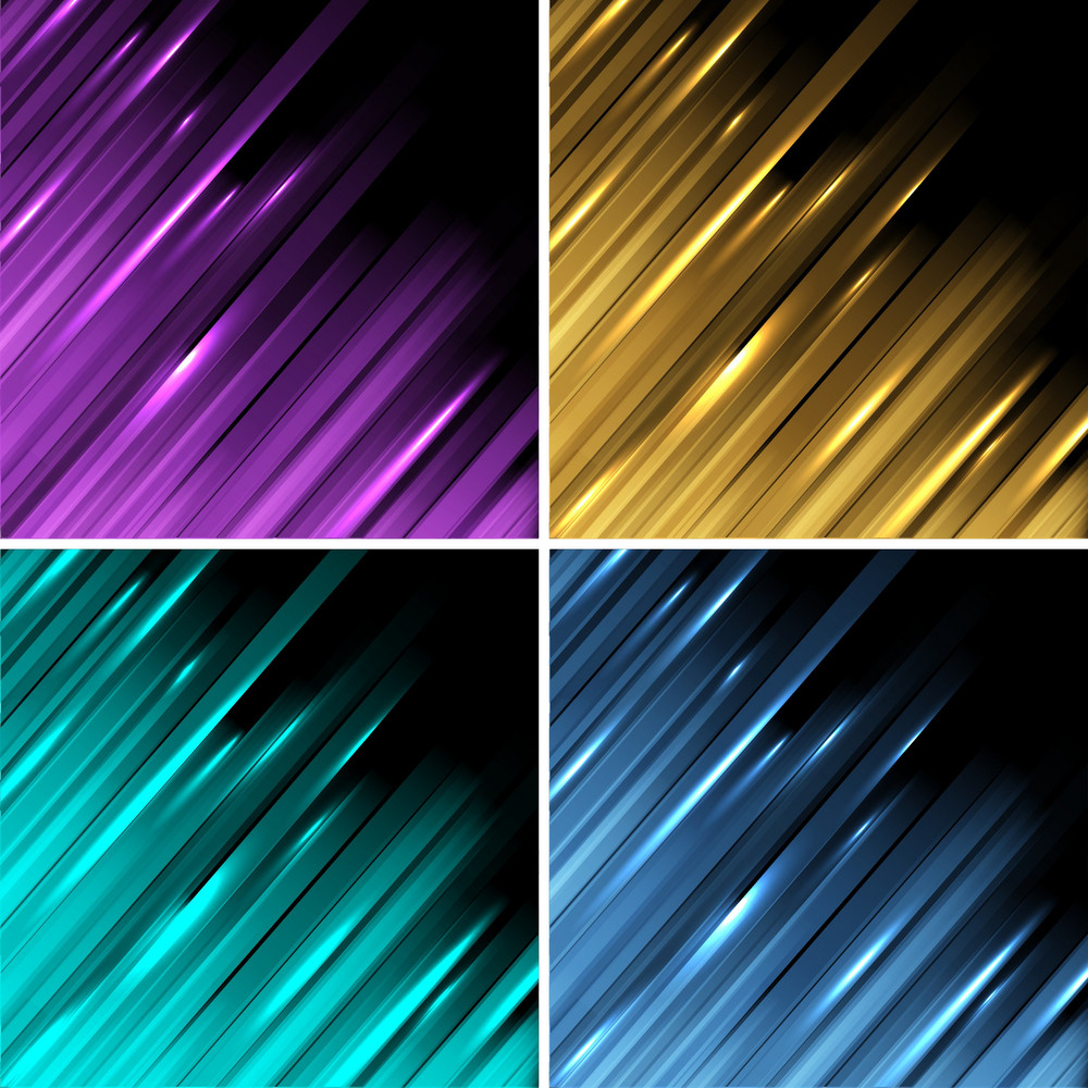 Geometric Line Abstract Background