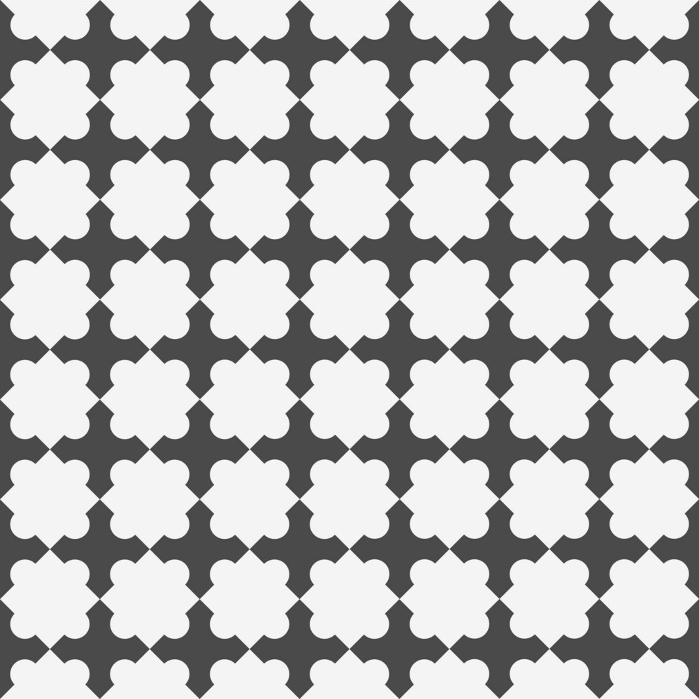 Geometric Oriental Seamless Pattern