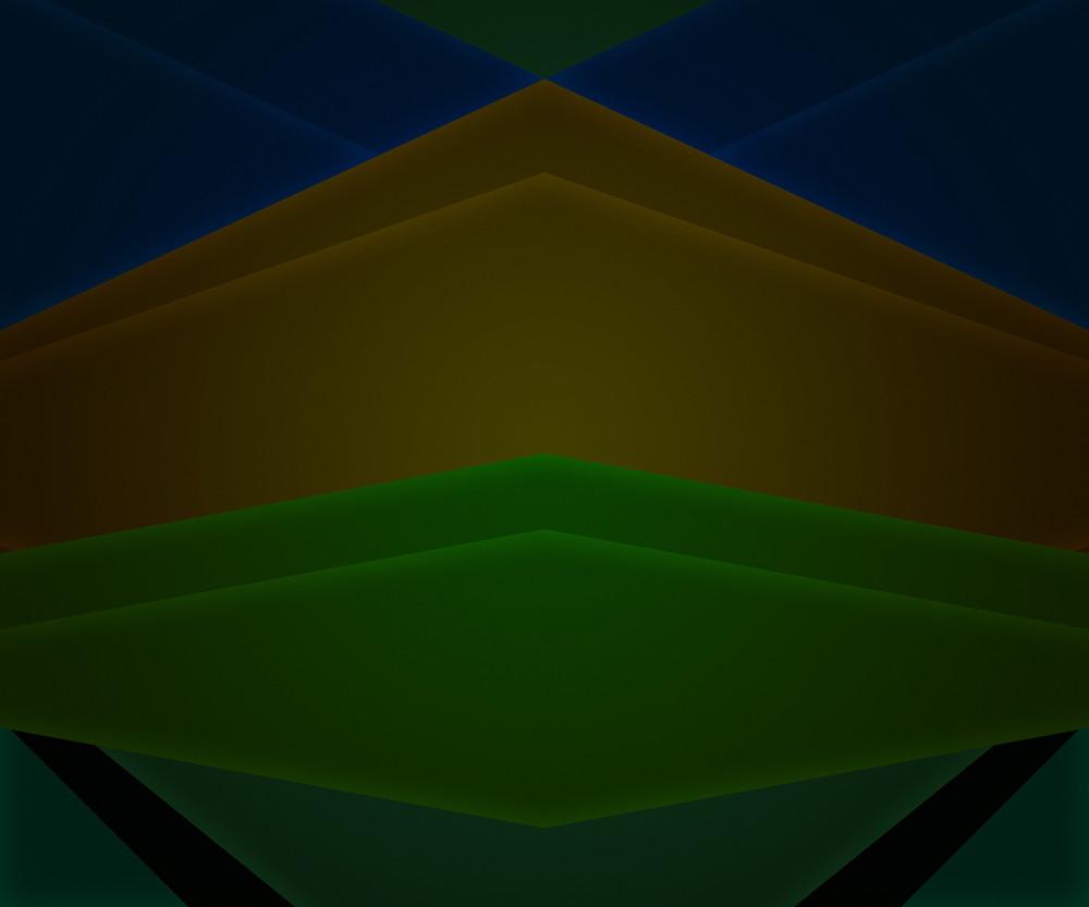 Geometric Texture Backdrop