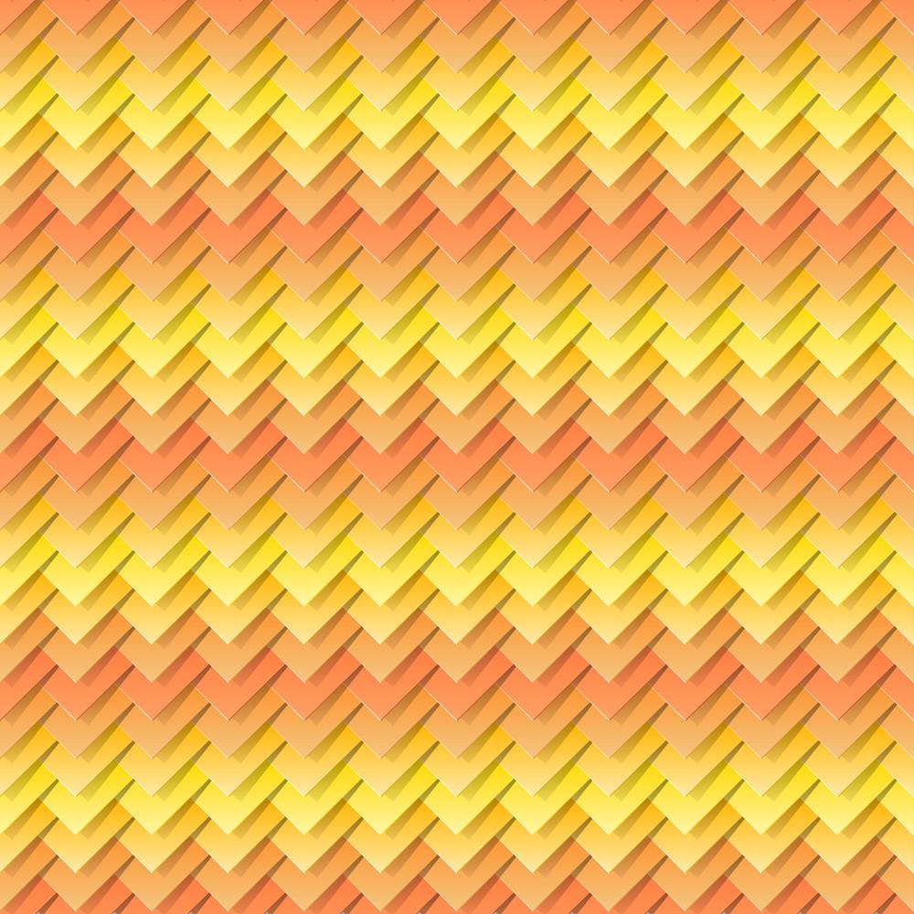 Geometrical Ornament Cut Out On A Standard Sheet. Seamless Texture. Vector.