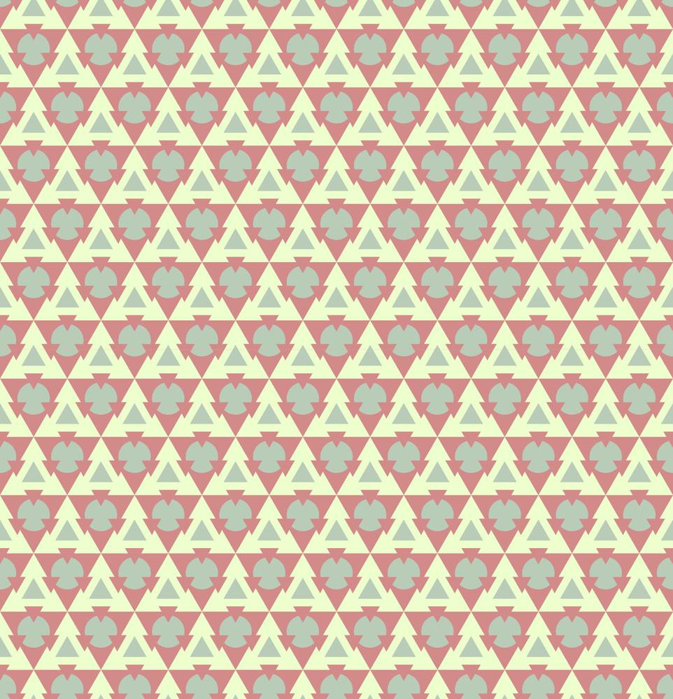 Geometrical Seamless Pattern.