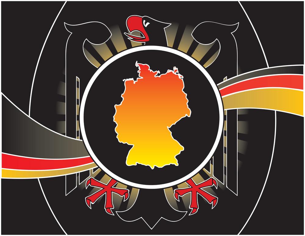 German Symbols Design