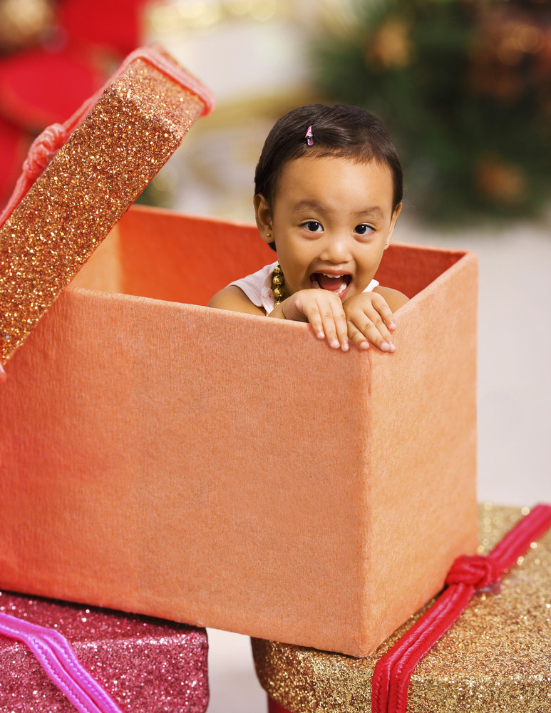 Getting A Little Girl As A Gift
